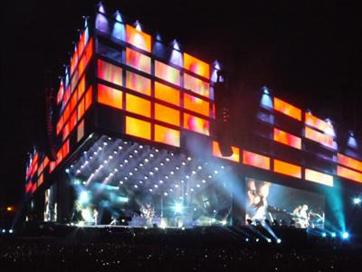 Review: Muse @ Lancashire Cricket Club, Manchester