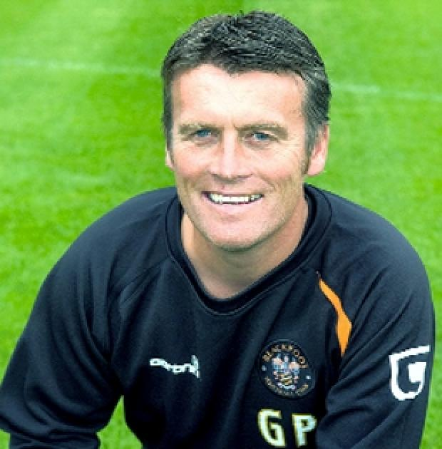 Blackpool Citizen: BRAVE: Ex-Claret Gary Parkinson who is fighting for his life