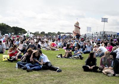 Review: Double Scoop Sundae Festival @ Heaton Park, Manchester