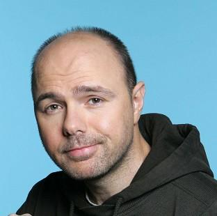 HUMOUR Karl Pilkington