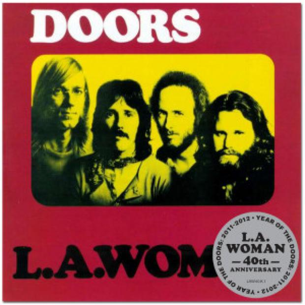 THE DOORS - LA Woman (Rhino)