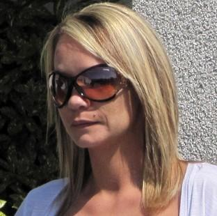Mother-of-two Tina Nash was blinded by former partner Shane Jenkin