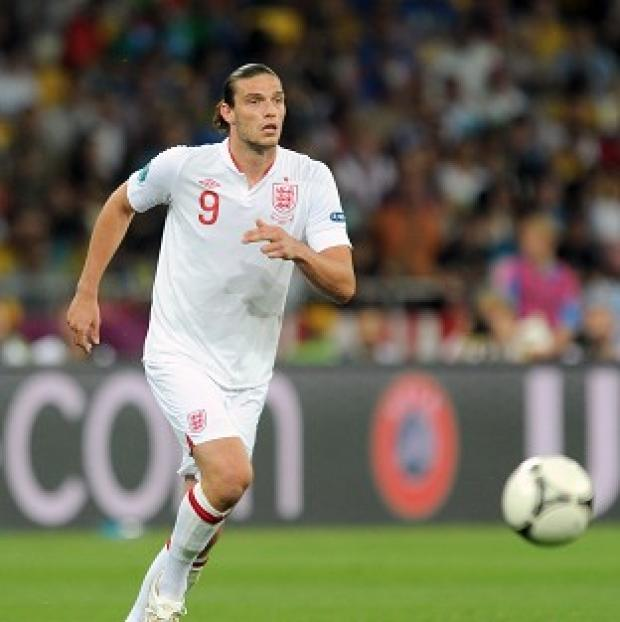 Andy Carroll will not feature for England next week