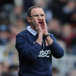 Martin O'Neill was delighted to see Steven Fletcher get off the mark