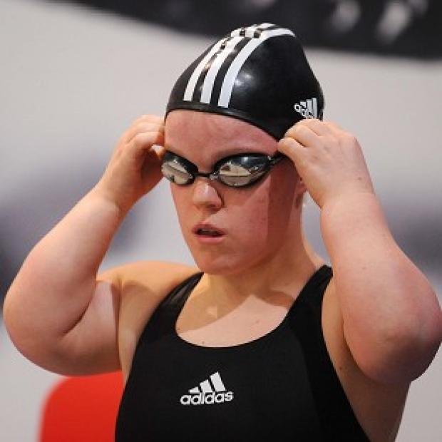 Blackpool Citizen: Ellie Simmonds hopes to match her double gold medal haul from Beijing