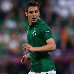Kevin Doyle struck Ireland's winner in the final minute of normal time