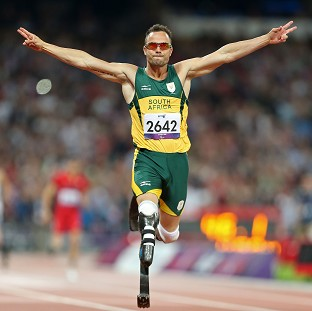 Pistorius storms to 400m gold