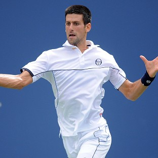 Novak Djokovic said Andy Murray deserved his US Open success
