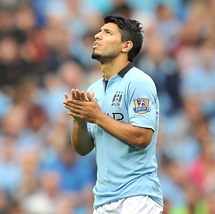 Manchester City have confirmed that Sergio Aguero has returned to training