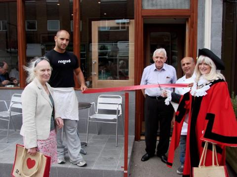 Blackpool Citizen: Good day: St Margarets enjoyed a good day for business