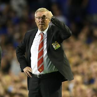 Manchester United manager Sir Alex Ferguson hopes the match with Liverpool passes off without any incidents from the fans