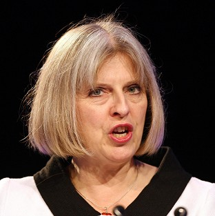Home Secretary Theresa May said it was 'absolutely clear' that those who broke the law should be prosecuted