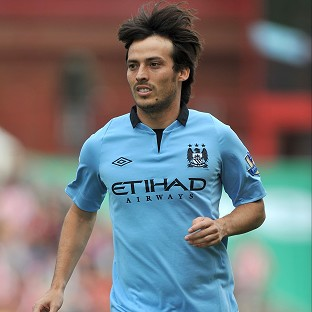 David Silva has committed his future to Manchester City