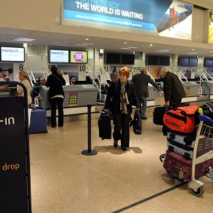 Flights to and from Birmingham International Airport have been temporarily suspended