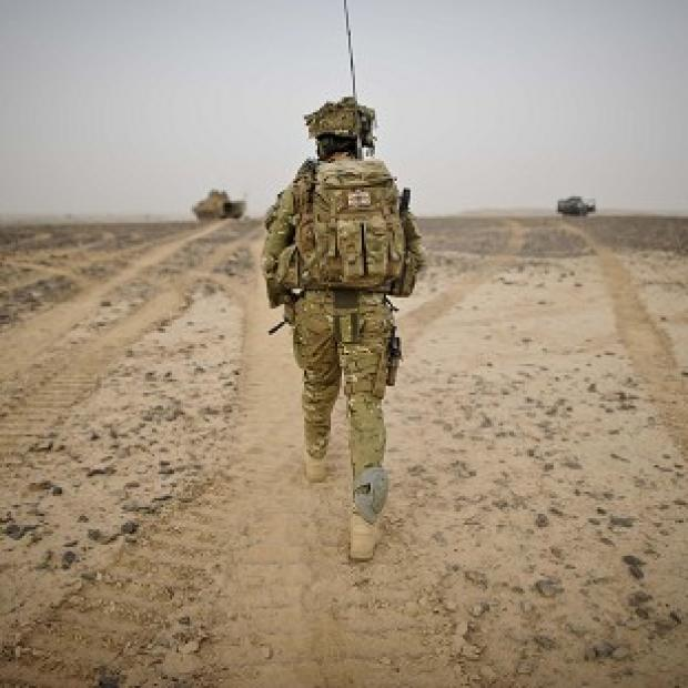 The MoD has announced the deaths of two UK soldiers in Afghanistan