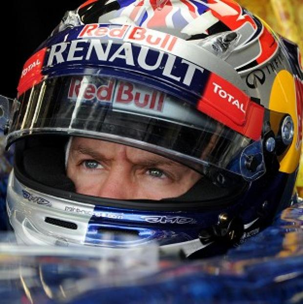 Sebastian Vettel was quickest in the final practice session, making it a clean sweep