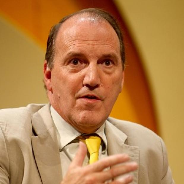 Blackpool Citizen: Liberal Democrat deputy leader Simon Hughes said it is 'sensible, grown up politics' to talk to politicians from other parties