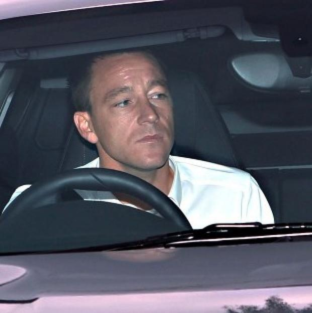 The length of John Terry's suspension has already been questioned