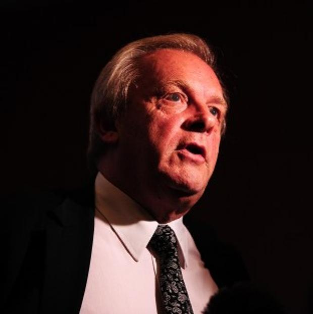 Gordon Taylor, pictured, feels the FA should have acted quicker in John Terry's racism case