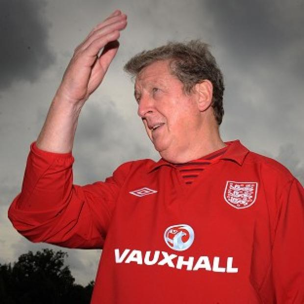Blackpool Citizen: Roy Hodgson has apologised for comments he made about Rio Ferdinand's England future
