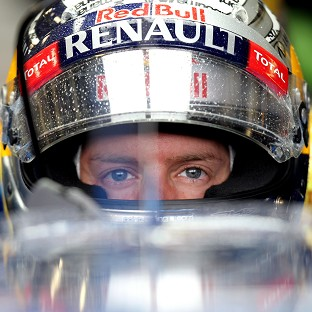 Red Bull Racing driver Sebastian Vettel claimed victory in Japan