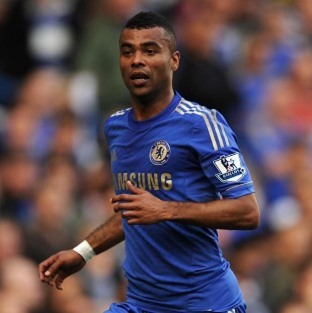 Blackpool Citizen: The FA have charged Ashley Cole following his foul-mouthed outburst on Twitter