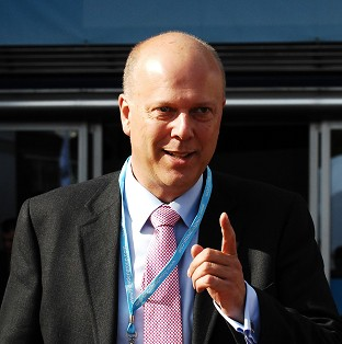 Chris Grayling says frightened householders who overreact when confronted by burglars will be given more protection