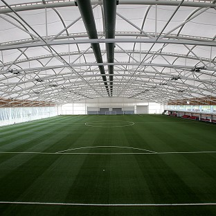 Facilities at the St Georges' Park Football Centre could play a role in England's future