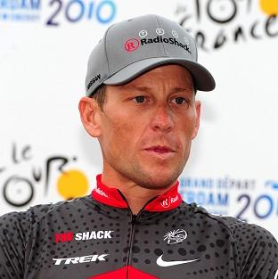 Lance Armstrong is at the centre of the doping scandal