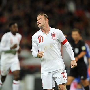 Wayne Rooney hopes to succeed Steven Gerrard as England captain in the future