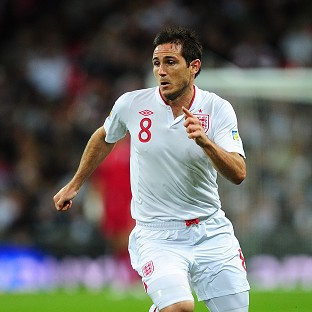 Frank Lampard will not be fit to face Poland on Tuesday