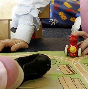 Free childcare funding warning