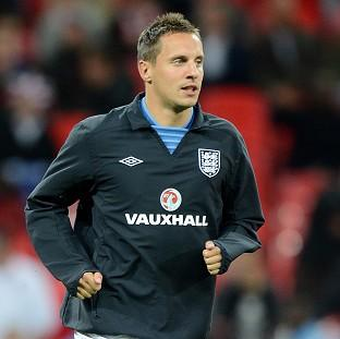 Blackpool Citizen: Phil Jagielka wants to start regularly for England