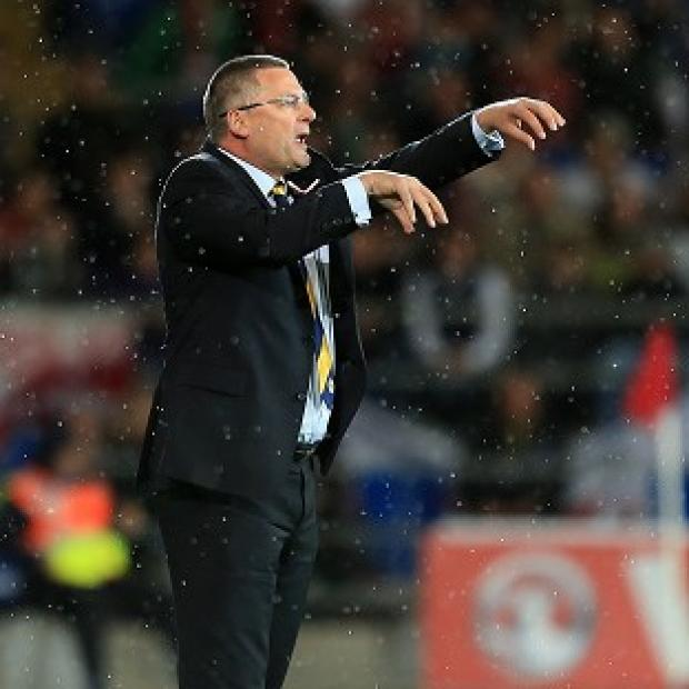 Craig Levein is confident Scotland will produce their 'absolute best' against Belgium