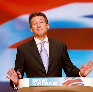 Lord Coe, pictured, will be elected unopposed next month to succeed Lord Moynihan at the helm of the BOA