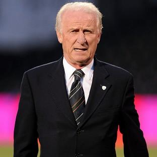Giovanni Trapattoni was planning for Ireland's match in November following their Faroe Islands victory