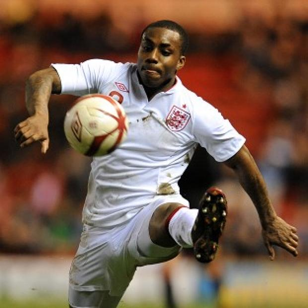 Blackpool Citizen: Danny Rose was subjected to alleged racist chanting by the Serbia fans