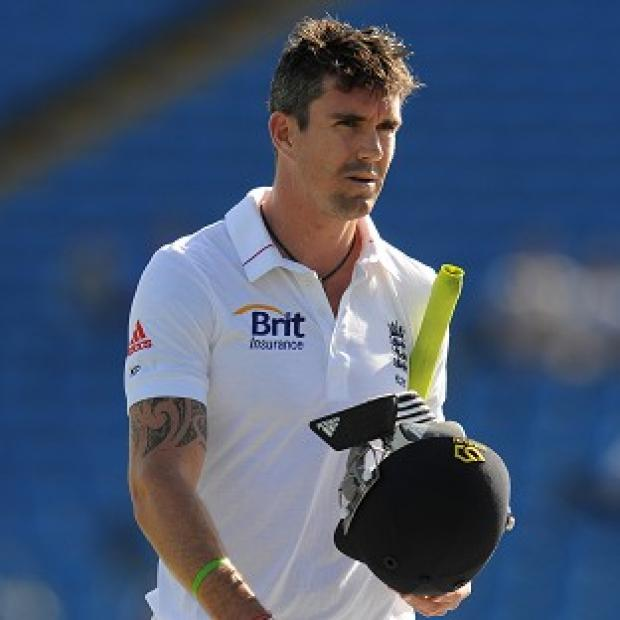 Kevin Pietersen is back in the England squad