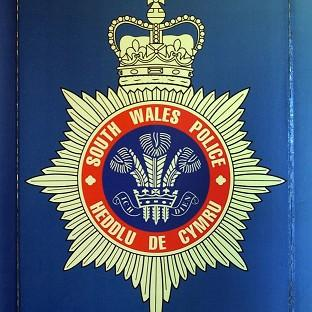 Blackpool Citizen: South Wales Police officers have arrested a man in connection with several road traffic collisions