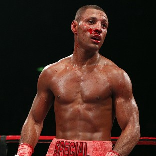 Kell Brook is trying not to look too far ahead
