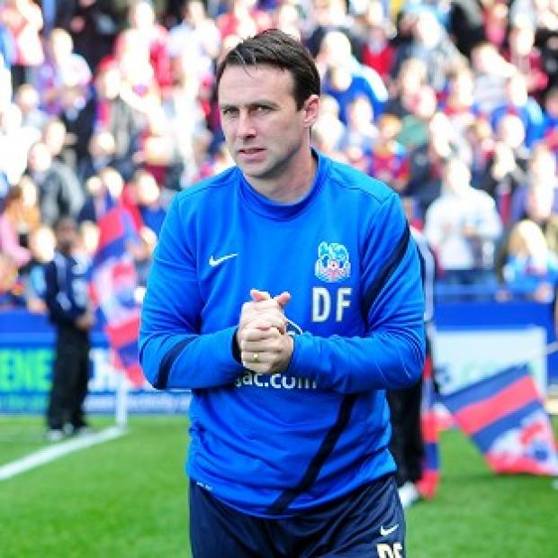 Dougie Freedman has taken charge at Bolton