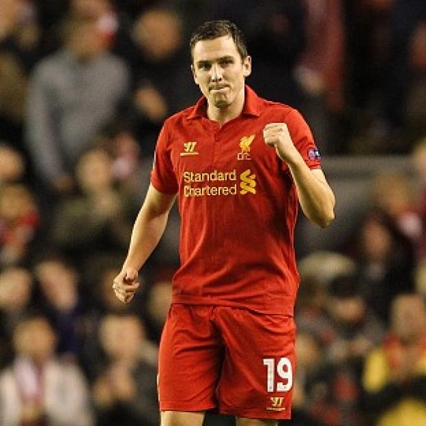 Stewart Downing hopes to feature more frequently for Liverpool