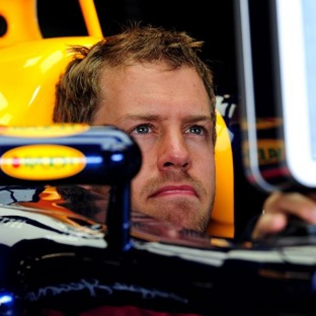 Sebastian Vettel has taken pole position ahead of the Indian Grand Prix