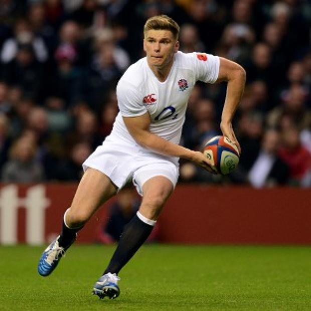 Owen Farrell is set to regain his starting place in the England Test team