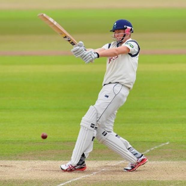Joe Root scored an impressive 73 on his Test debut