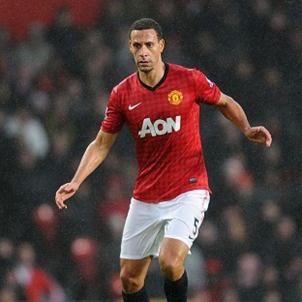 Rio Ferdinand has declined to make an official complaint after being hit by a coin against Manchester City