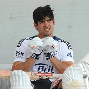 Alastair Cook has been rested for the first warm-up against India A