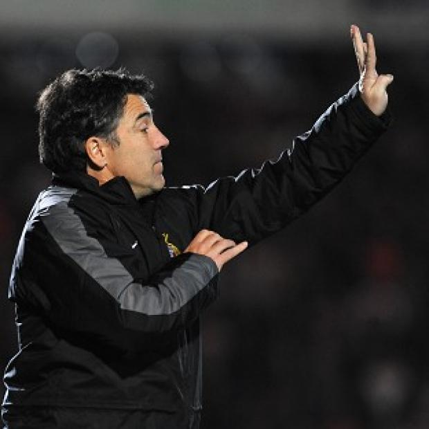 Dean Saunders becomes Wolves' fourth boss in less than a year