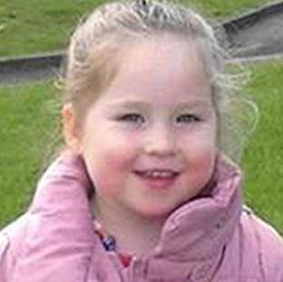 Two-year-old Skye Allen was one of five members of a family who died after a fire engulfed their home in Prestatyn (North Wales Police/PA)