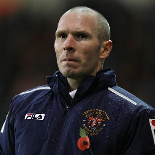 Michael Appleton was appointed Blackpool manager in November